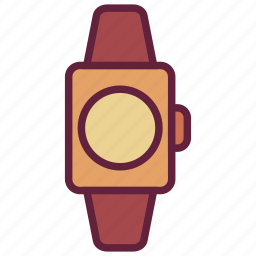 office, time, untitled, watch icon