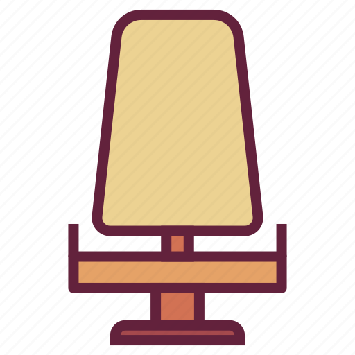 chair, directur, office, untitled icon