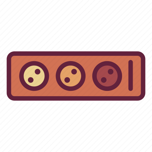 electric, office, socket, untitled, wire icon