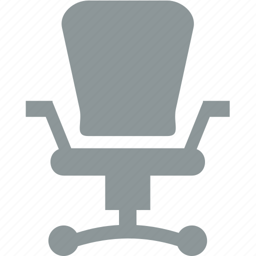 chairs, finance, furniture, office icon