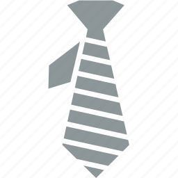 business, clothing, office, style, tie icon