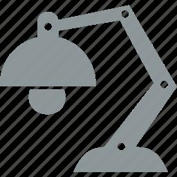 bulb, lamp, light, office icon