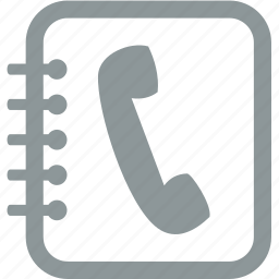 communication, connection, mobile, office, telephone icon