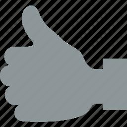 fine, finger, hand, office icon