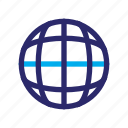 business, communication, global, globe, interaction, international, network icon