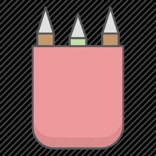 business, design, office, pencil icon