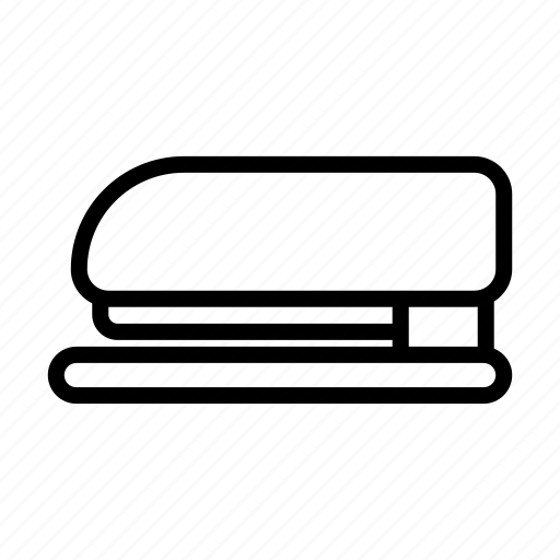 business, equipment, office, stapler, stationary, tool icon