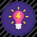brainstorm, creativity, idea, innovative, inspiration, light bulb