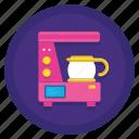 brew, coffee, coffee machine, coffeemaker, machine
