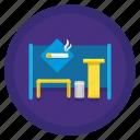 smoking, smoking lounge, smoking room icon