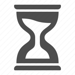clock, deadline, hourglass, time icon