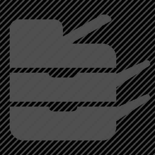 Copier, copy machine, fax, xerox icon - Download on Iconfinder
