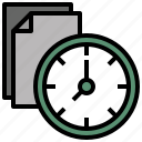 clock, ime, square, tool, tools, watch icon