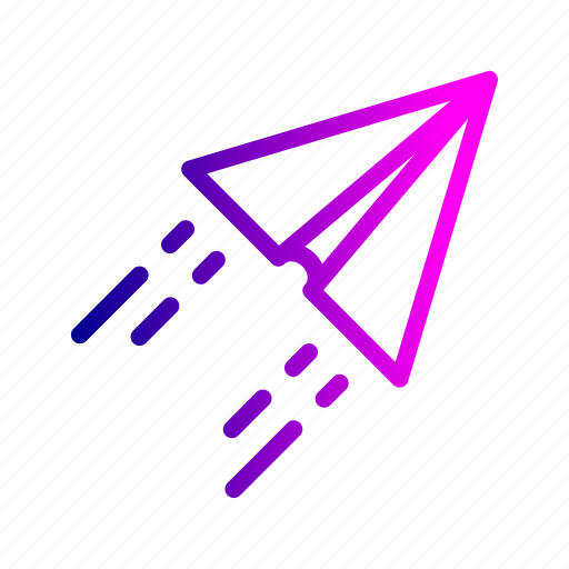 boost, office, plan, plane, startup, stuff icon