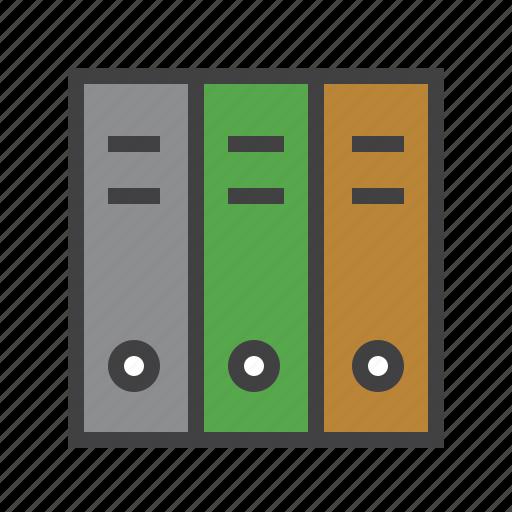 document, files, folders icon