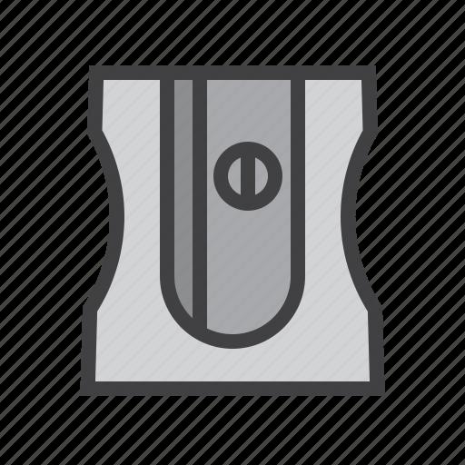 pencil, sharpener, sharpner icon