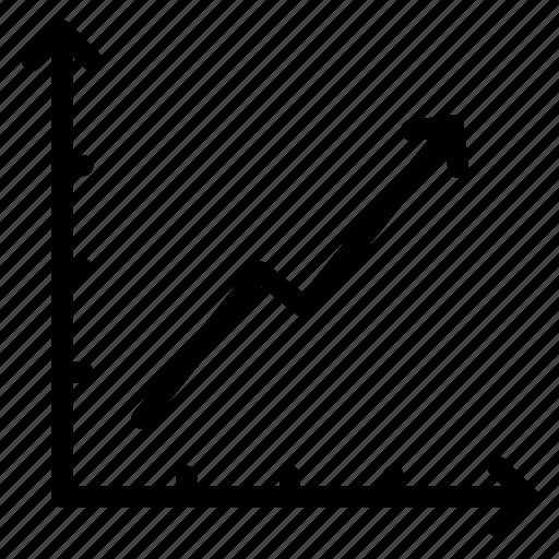 chart, data, diagram, finance, office, progress, success icon