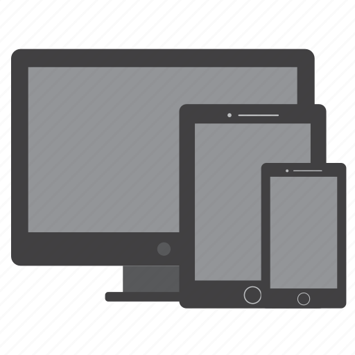 devices, mobile, technology icon