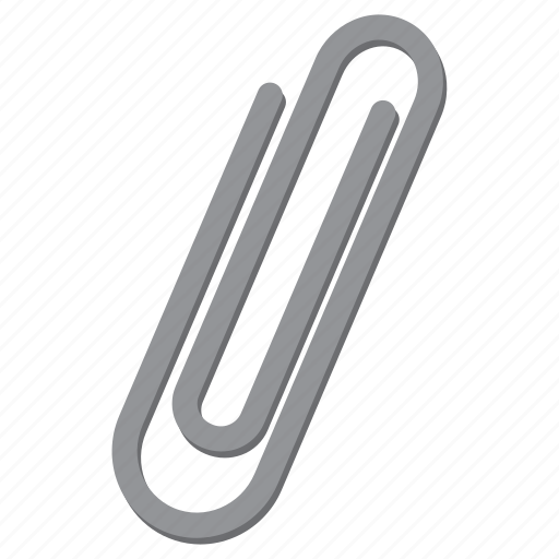 Attachment, paperclip icon - Download on Iconfinder