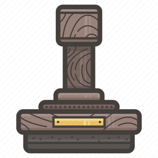 approved, office, stamp icon