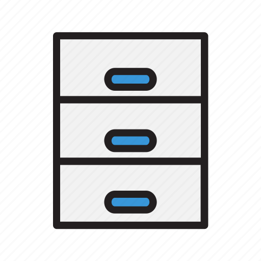 business, document, office, rack icon