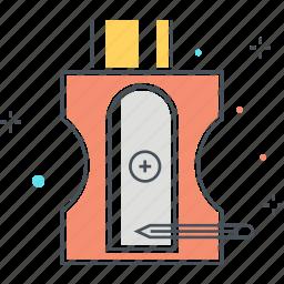 cc406, pen, pencil, penciloffice, sharpener icon