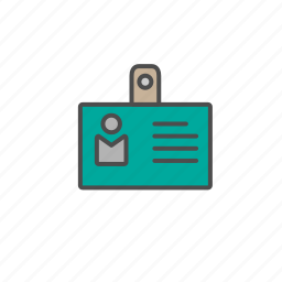 assistance, card, id, manager, office, tools icon