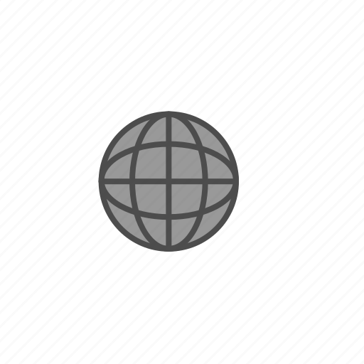 bussines, globe, management, office, tools icon