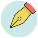draw, drawing, edit, ocument, pen, write, writing icon