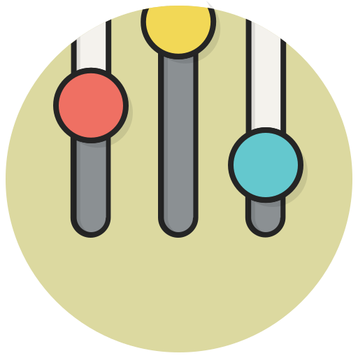 configuration, control, parameters, params, preferences, settings, tools icon