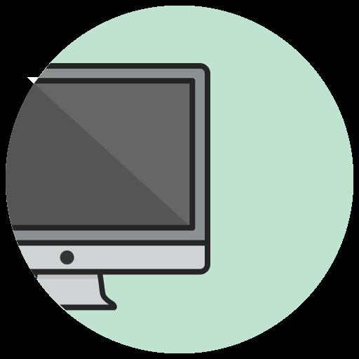 apple, computer, device, display, imac, mac, screen icon