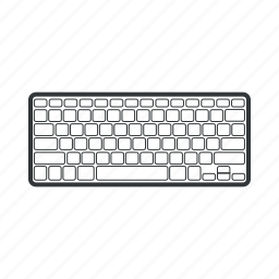 computer, device, keyboard, keypad, pc components, typing, writing icon