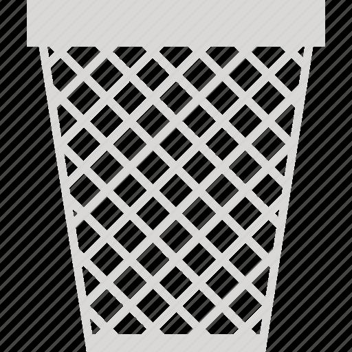 Bin, delete, garbage, junk, recycle, remove, trash icon - Download on Iconfinder