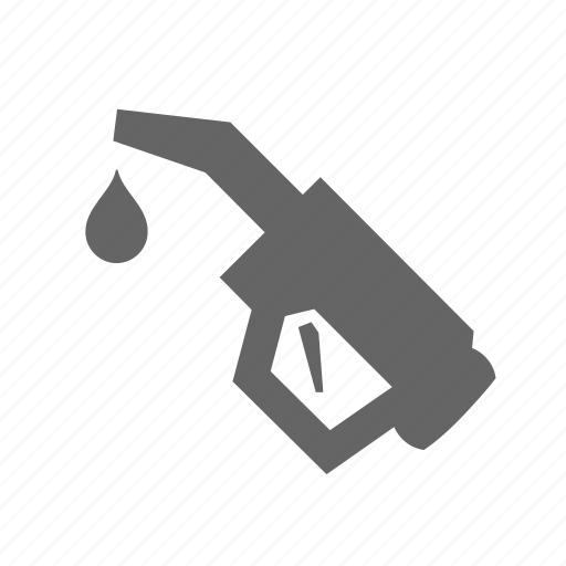 fuel, gun, oil, petrol, pistol, refueling, station icon