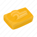 butter, cooking, creamy, food, piece