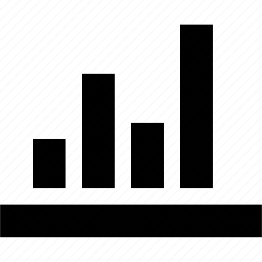barchart, charts, progress icon