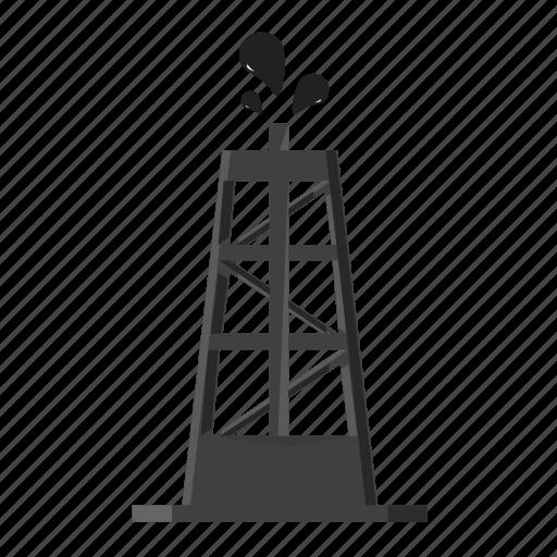 distiler, distillation, gas, gasoline, oil icon