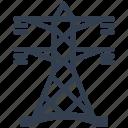 electricity, station, power generation, transformator