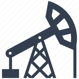 extraction, industry, oil, petrol, pipeline icon
