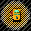 transportation, power, comics, gas, nozzle, diesel, fossil icon