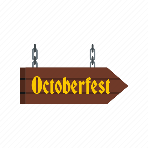alcohol, bar, beer, direction, octoberfest, pub, signboard icon