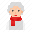 people, old, granparent, older, grandmother, elder, senior