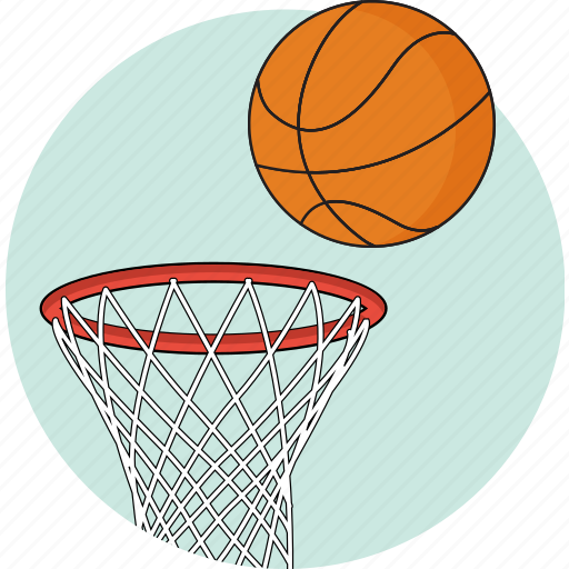 ball, basketball, icons, net, olympics2016, sport icon