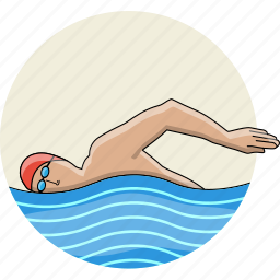 icons, olympics2016, sport, sports, swimming, training, water icon