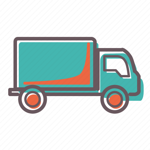 delivery, logistics, moving move relocation, shipping, transport, transportation, transshipment icon