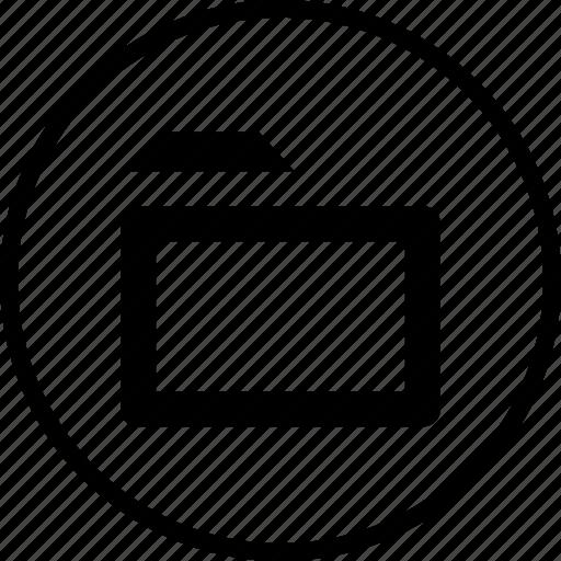 archive, folder, menu, nav, navigation, save icon