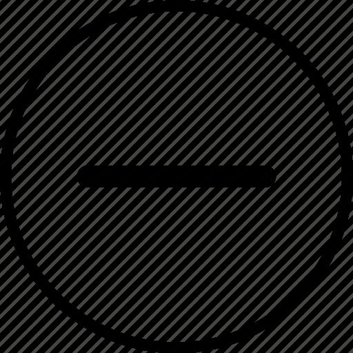 line, menu, nav, navigation, negative icon