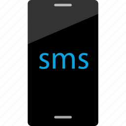 cell, conversation, message, mobile, phone, sms, text icon