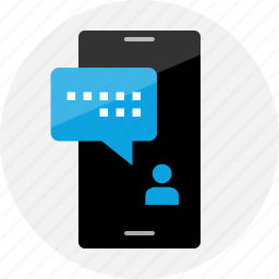 bubble, chat, conversation, popup, sms, talk, talking icon