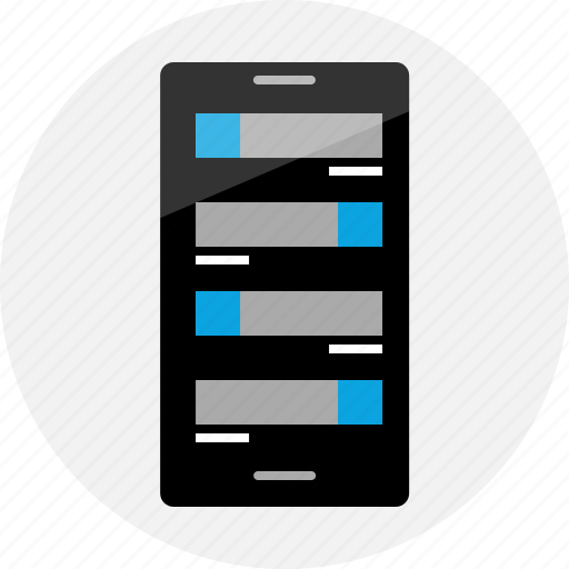 android, cell, chat, conversation, phone, sms, talking icon
